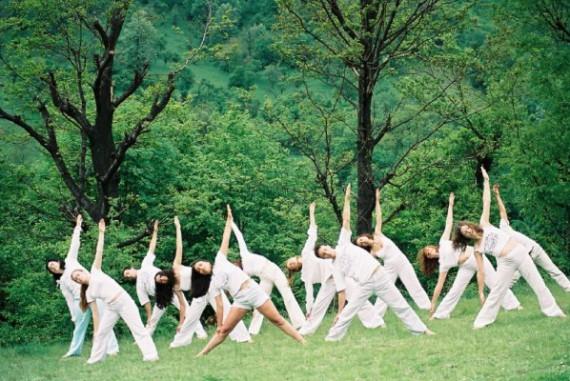 Új integrál jóga tanfolyamok országszerte
